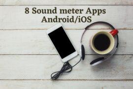 Sound-meter-apps