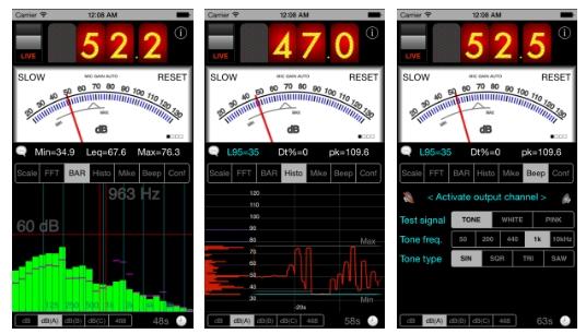 SPLnFFT-Noise-meter