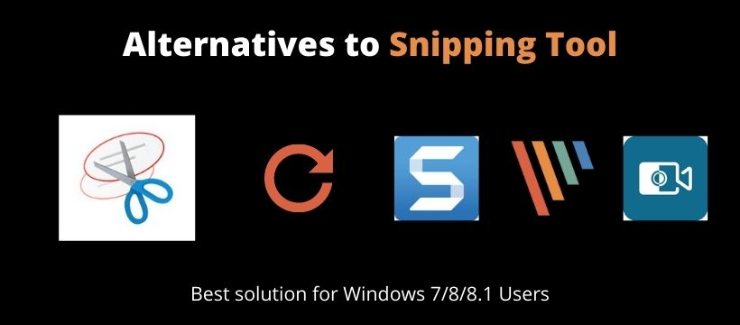 Free alternative to snipping tool